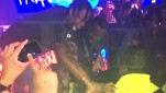 Travis Scott Fights Security at Concert … Leave That Unruly Fan Alone!!